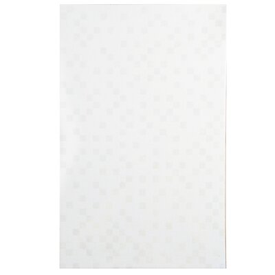 Edoardo 10 x 15.88 Ceramic Field Tile in White