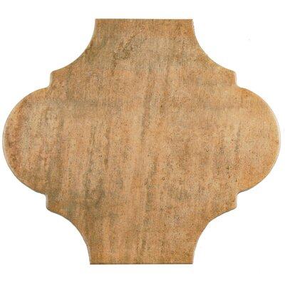 Mezcla 10.38 x 11.38 Porcelain Field Tile in Provenzal Sand