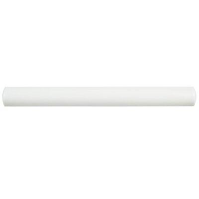 Thira 1 x 8 Ceramic Liner in Blanco