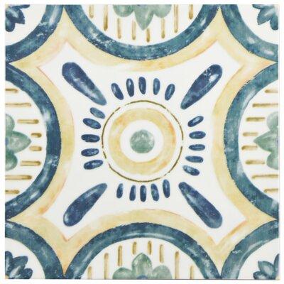 Avaricon 7.875 x 7.875 Ceramic Field Tile in Isola
