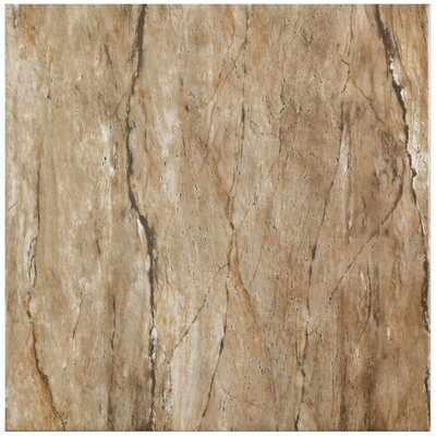 Padua 12.5 x 12.5 Ceramic Field Tile in Brown
