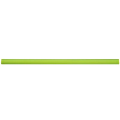 Bira 11.75 x 0.5 Ceramic Cana Cigarro Trim Liners/Pencil Liners Tile in Green