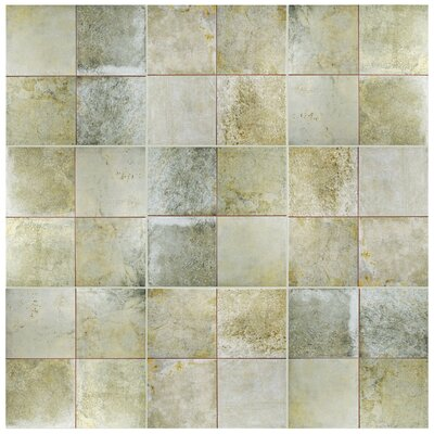 Royalty 17.75 x 17.75 Ceramic Field Tile in Bowery