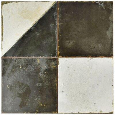 Royalty 17.75 x 17.75 Ceramic Field Tile in Geos
