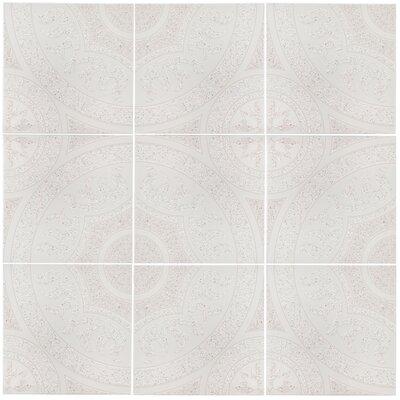 Massa 12.5 X 12.5 Ceramic Floor and Wall Tile in Beige