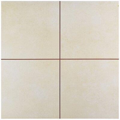 Evaso 17.63 x 17.63 Ceramic Field Tile in Beige