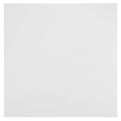 Classic 13 x 13 Porcelain Field Tile in White