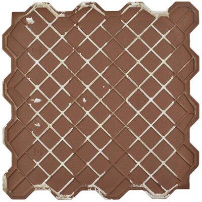 Edredon 12.25 x 12.25 Ceramic Tile in Gray