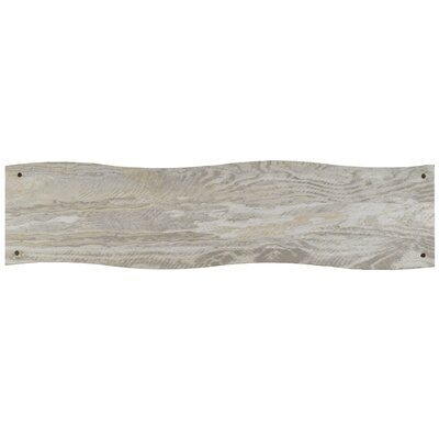 Rousse 5.63 x 23.63 Ceramic Wood Look in Gray