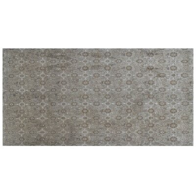 Vale 11 x 22.13 Porcelain Field Tile in Gray/Beige