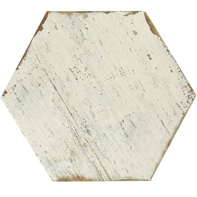 Rama 14.13 x 16.25 Porcelain Field Tile in White