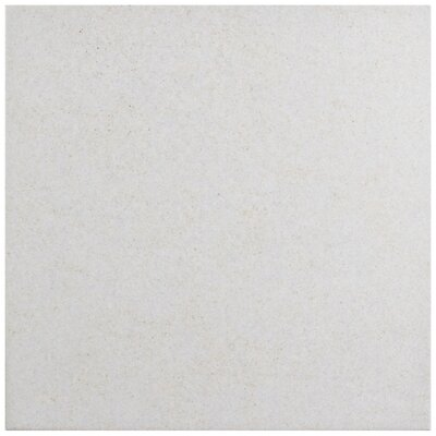 Annata 9.5 x 9.5 Porcelain Field Tile in Blanco