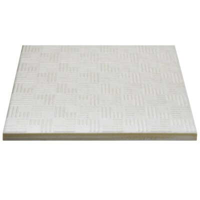 Region 6 x 6 Porcelain Field Tile in White