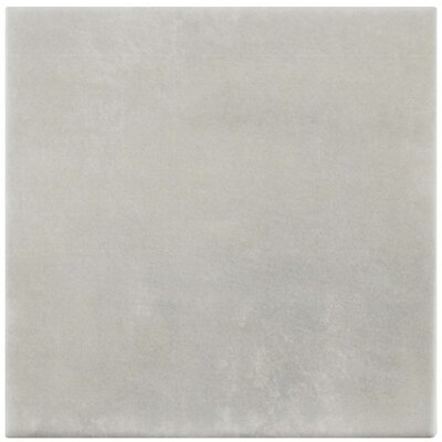 Haute 5.88 x 5.88 Ceramic Field Tile in Gray
