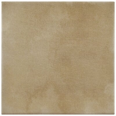 Haute 5.88 x 5.88 Ceramic Field Tile in Sandy Beige