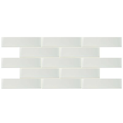 Prospect 4 x 15.75 Ceramic Field Tile in White