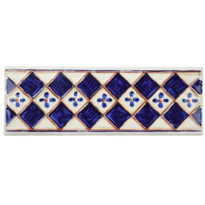 Ceramic tile bullnose trim