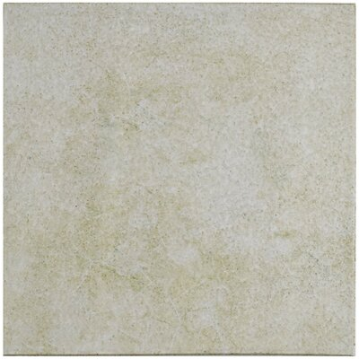 Shale Retro Quarry 12.75 x 12.75 Ceramic Field Tile in Blanco