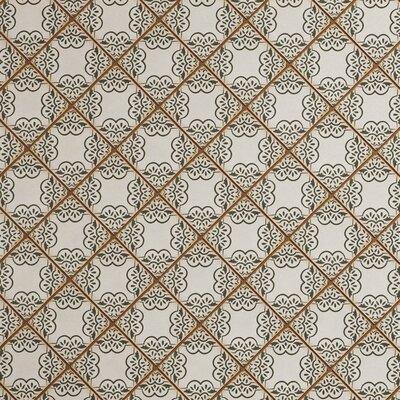 Arquivo 4.88 x 4.88 Ceramic Field Tile in Ornate