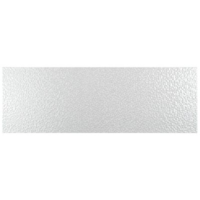 Salvador 24 x 8 Ceramic Field Tile in White