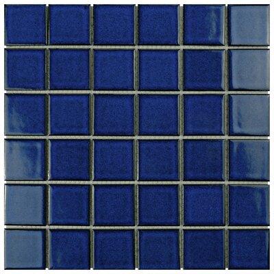 Pool 2 x 2 Porcelain Mosaic Tile in Bering