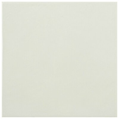 Avaricon Giorno 7.75 x 7.75 Ceramic Field Tile in White