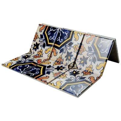 Melody Queen 3.83 x 3.83 Porcelain Mosaic Tile in Delias
