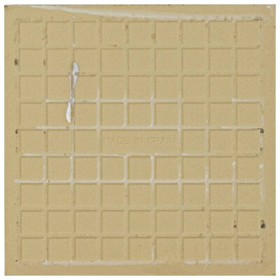 Magie Evolution 5.88 x 5.88 Ceramic Field Tile in White
