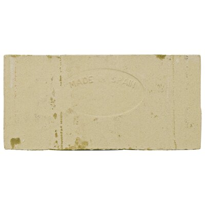 Frisia Subway 2.5 x 5.13 Ceramic Subway Tile in Yellow
