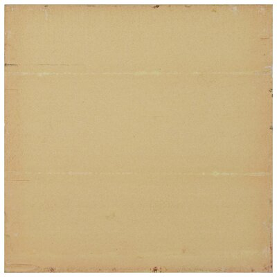 Frisia Nove Paterna 5.13 x 5.13 Ceramic Decorative Accent Tile in Green/Orange