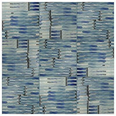 Antilia 7.88 x 7.88 Ceramic Field Tile in Azul