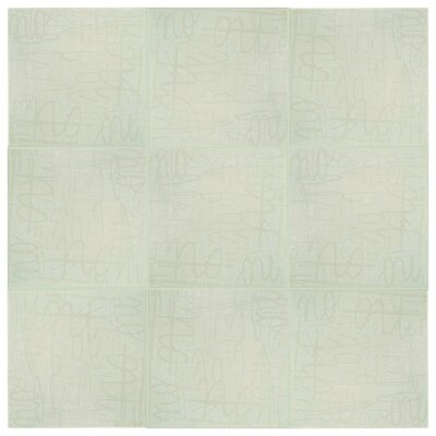 Detendre 7.88 x 7.88 Ceramic Field Tile in Blanco