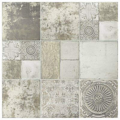 Bosra 9.75 x 9.75 Ceramic Field Tile