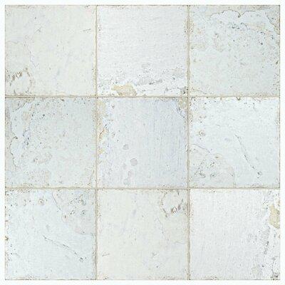 Aevit 7.88 x 7.88 Ceramic Field Tile in White