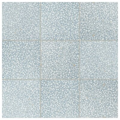 Parma Amalfi 11.5 x 11.5 Porcelain Field Tile in Azul
