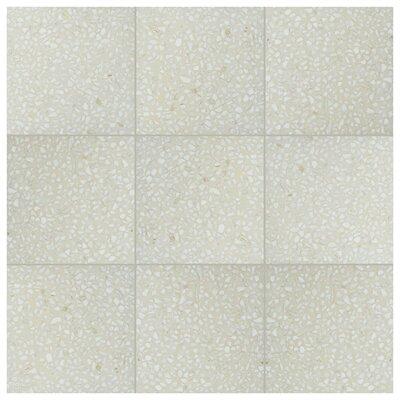 Parma Amalfi 11.5 x 11.5 Porcelain Field Tile in Crema