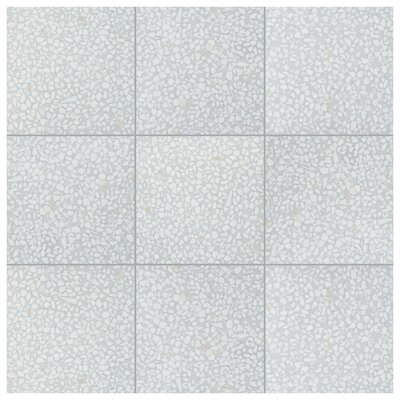 Parma Amalfi 11.5 x 11.5 Porcelain Field Tile in Humo