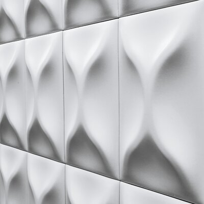 Frena 4 x 6 Ceramic Field Tile in Blanco