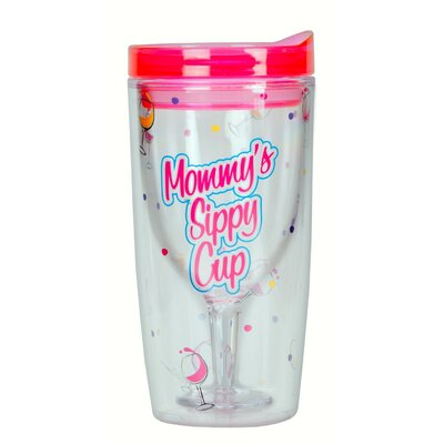 Carnahagh Mommy's Sippy Cup Insulated 10 oz. Tumbler 993C997FFD9A41019D4792D3B3CF99A1