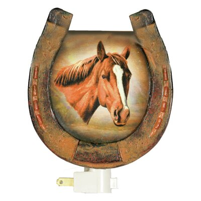 Horse Night Light