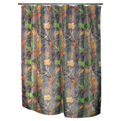 Realtree Camo Shower Curtain