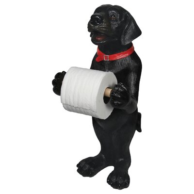 American Expedition Lab Free Standing Toilet Paper Holder
