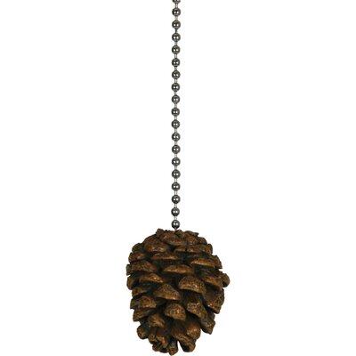 Pine Cone Fan Pull