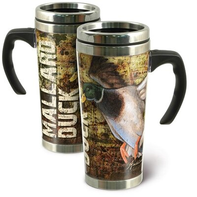 American Mallard 24 oz. Travel Mug