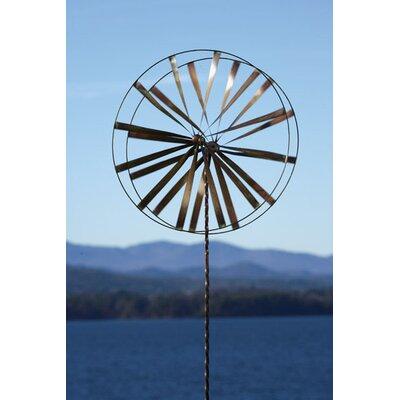 Ancient Graffiti Wagon Wheel Spinner (Set of 2)