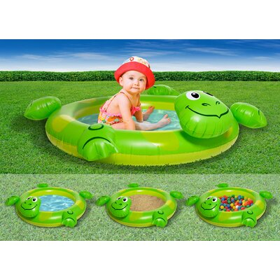 Image of Metro Design Turtle 3-In-1 Play Center (23005)