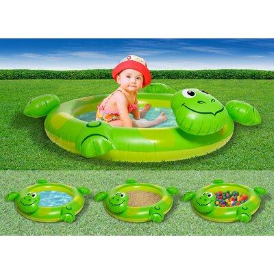 Image of Metro Design Turtle 3-In-1 Play Center (23005)
