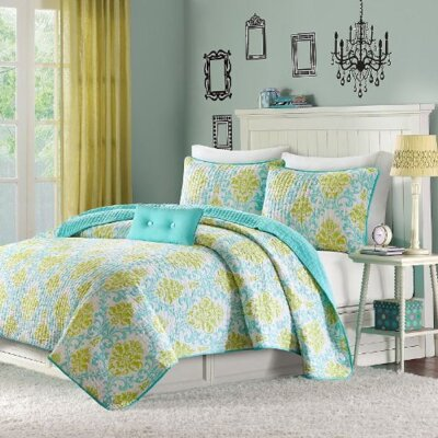 Piper Coverlet Set Size: Twin
