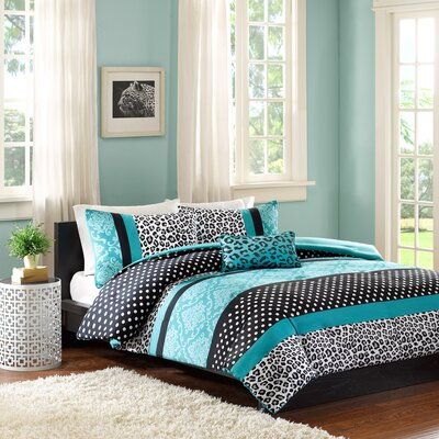 Laguna Comforter Set Size: Full / Queen