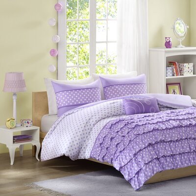 Shirley Comforter Set Size: Twin / Twin XL